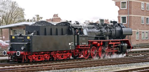 steam locomotive rank railway