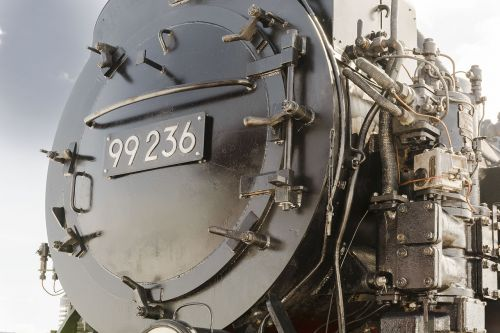 steam locomotive brocken railway historically