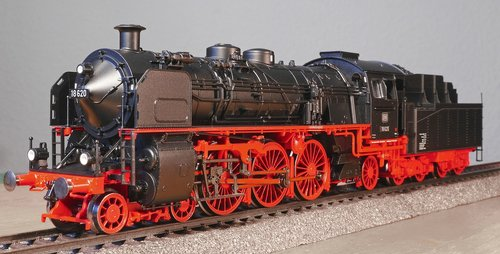 steam locomotive  model  scale h0