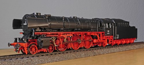 steam locomotive  br01-10  br 01-10