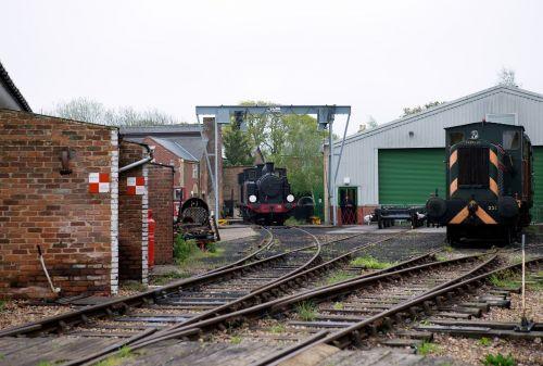 steam locomotive railway diesel locomotive