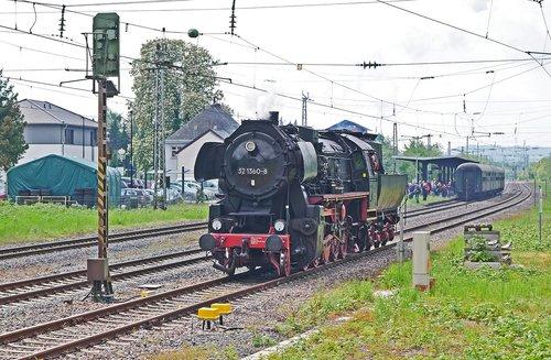 steam locomotive  nostalgia  special crossing