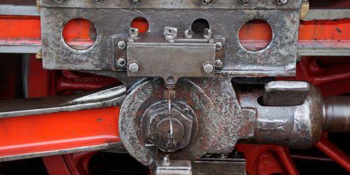 steam train driving depot