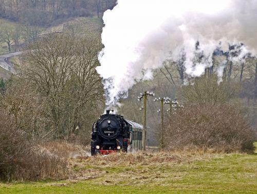 steam train steam locomotive special crossing