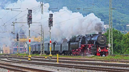 steam train steam locomotive early train