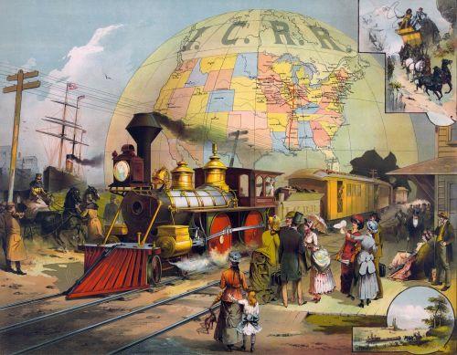 steam train train railroad