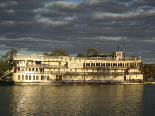 steamboat river steam boat