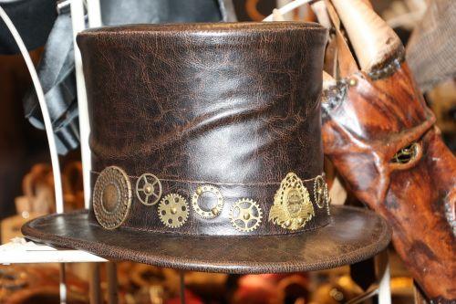 steampunk hat topper
