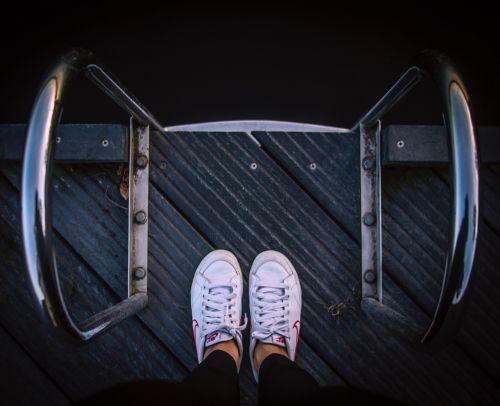 steel handle shoe