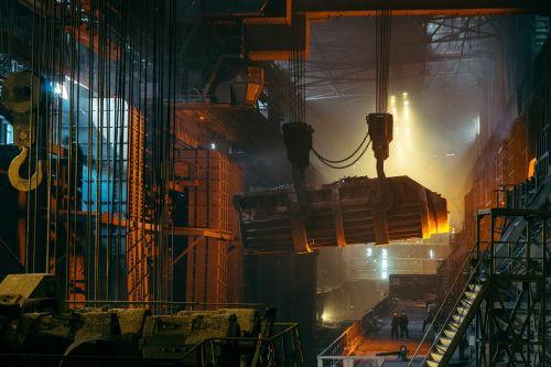 steel industry metal