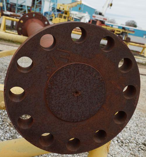 steel round iron