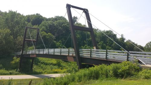 steel bridge vermont