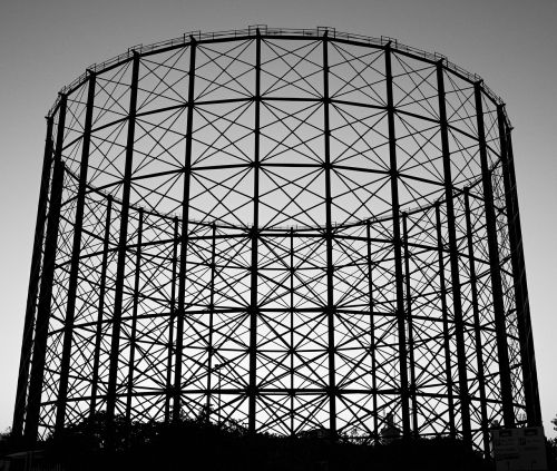 steelwork engineering structure