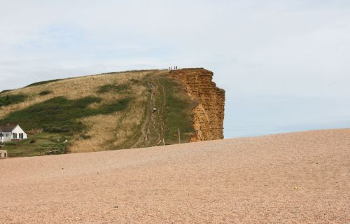 Steep Pathway