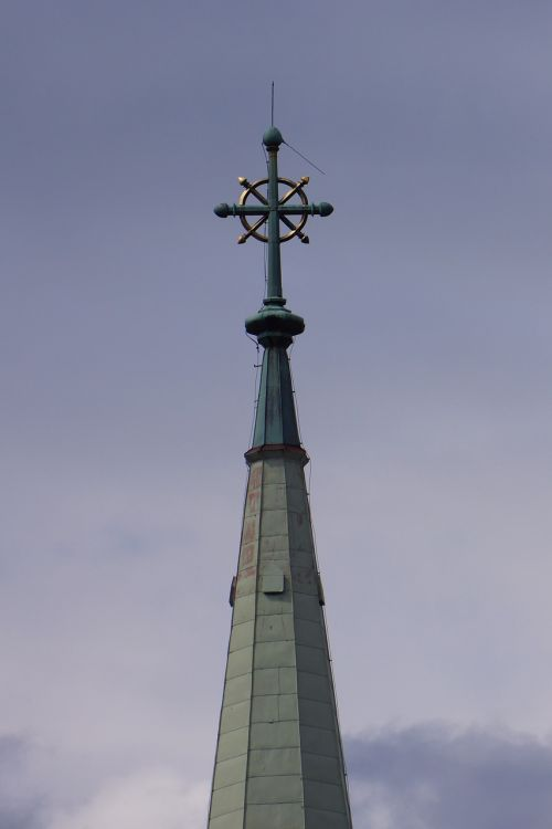 steeple cross i brought the thunder