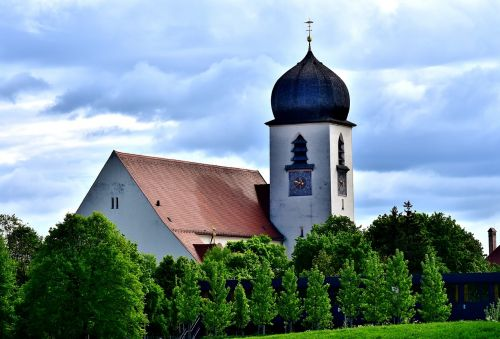 steeple church building