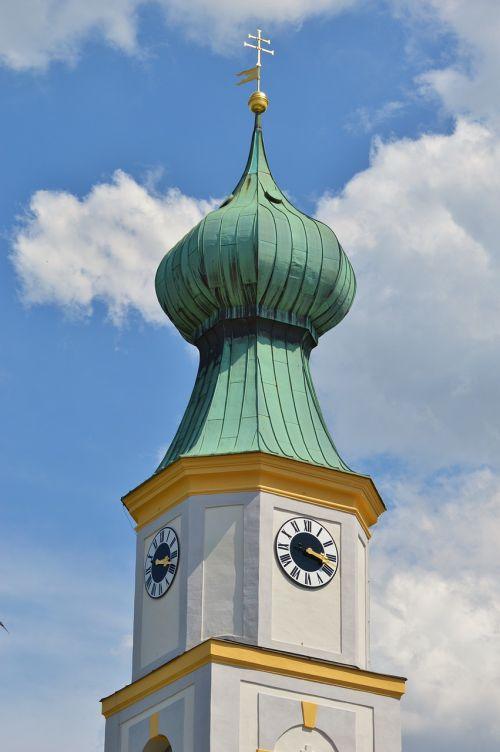 steeple onion dome church