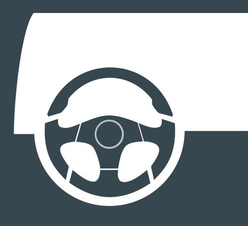 steer wheel car