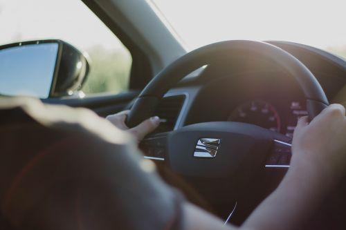 steering wheel seat wheel