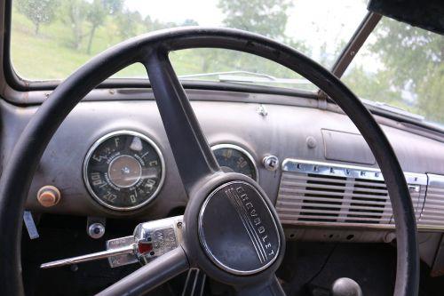 steering wheel truck vehicle