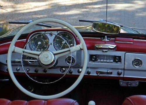 steering wheel auto interior