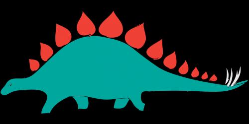 stegosaurus dinosaur toy