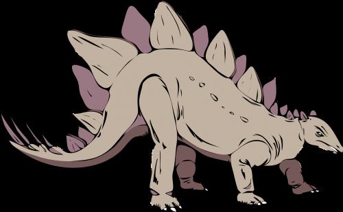 stegosaurus dinosaur ancient