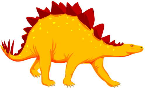 stegosaurus dinosaur dino