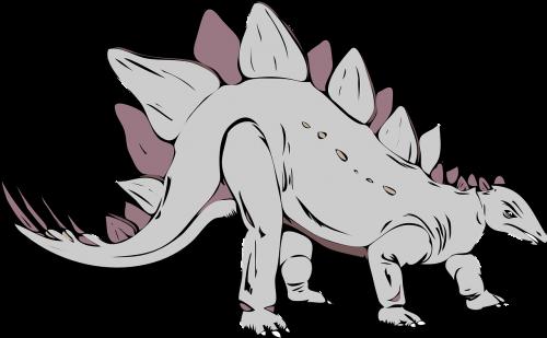 stegosaurus dinosaur prehistoric
