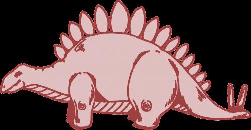 stegosaurus dinosaur reptile