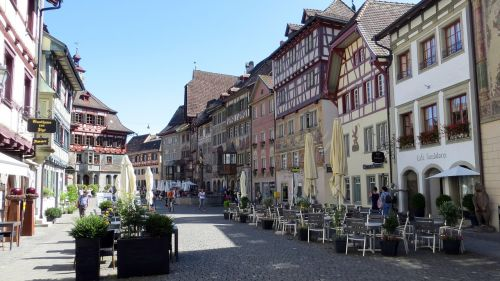 stein am rhein tourism destination