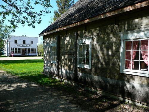steinbach mennonite heritage village manitoba