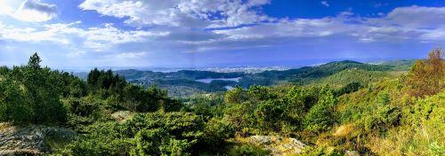 steinsfjellet mountain views