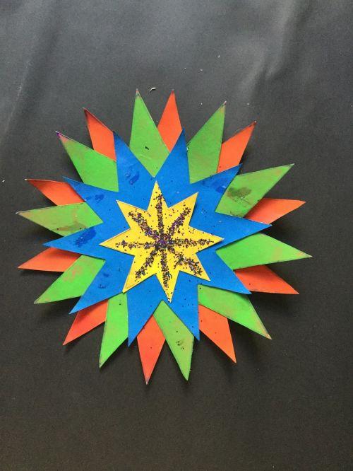 stellate polygons high school art