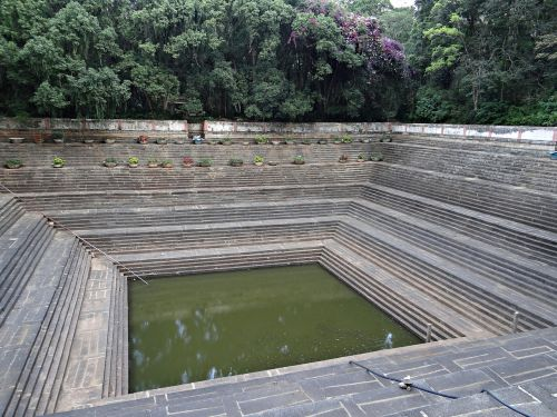 step-well well nandi hills