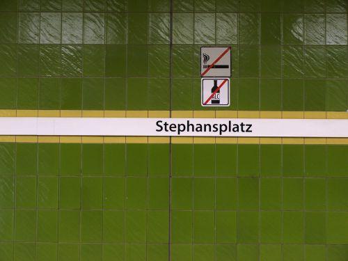 stephansplatz subway station stop