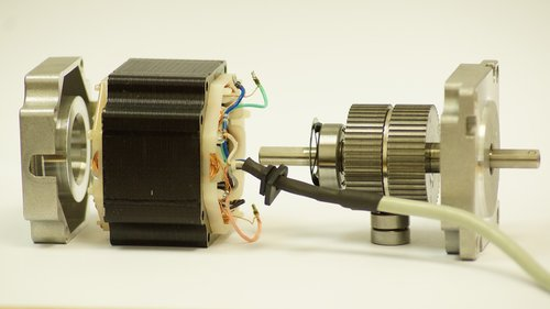 stepper motor  motor  coil