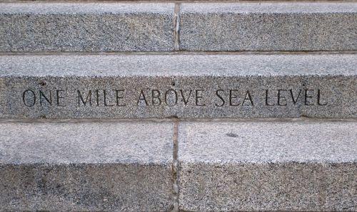 steps mile high denver state