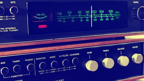 stereo vintage music