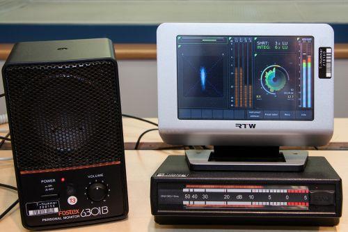 stereo vision goniometer speakers