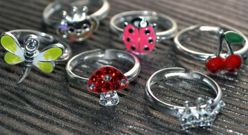 sterling silver rings jewelry