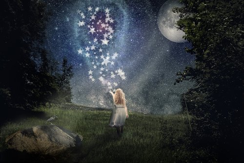 sterntaler  fairy tales  fairytale