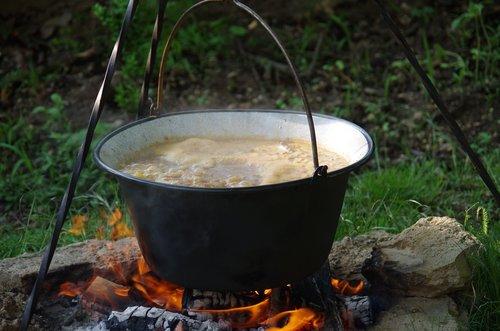 stew  soup  picnic