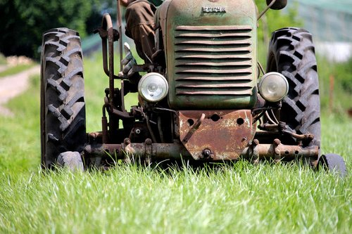 steyr  tractors  old