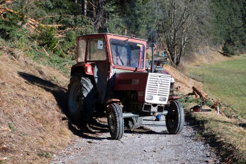 steyr tractor old agriculture