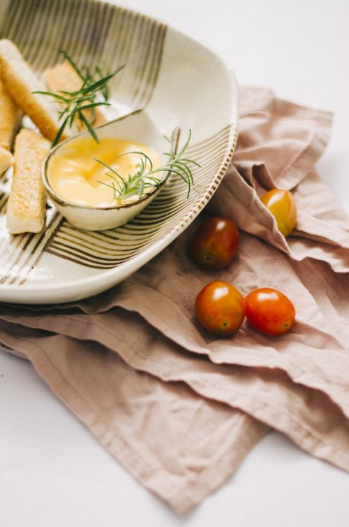 stick bread thyme