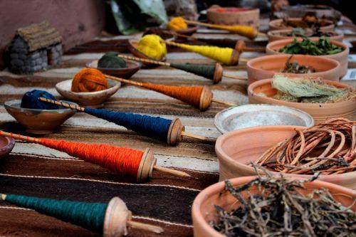 stick pot yarn