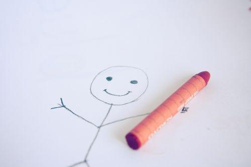 stick figure stickman smiley