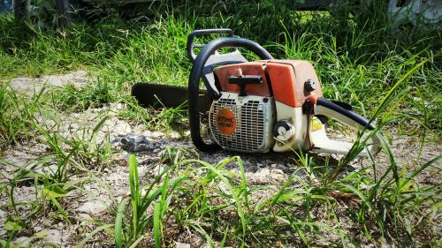 stihl ms381 chainsaw