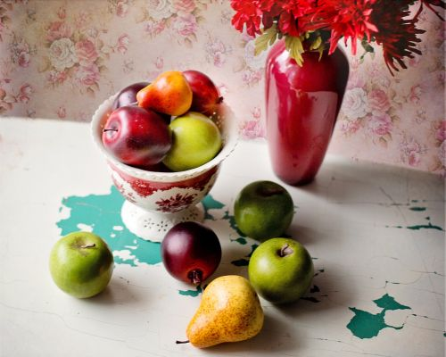 still life still-life fruits